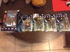 Lot of 5 McFarlane SPAWN THE MOVIE Figures Sealed
