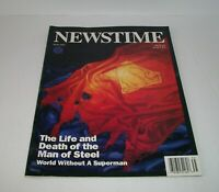 Newstime #1, May 1993 (Oneshot) DC Comics NM/MT 9.8