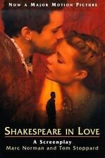 Shakespeare in Love : A Screenplay by Marc Norman and Tom Stoppard (1999,.