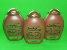 New Large Lot Organix Brazilian Keratin Therapy Conditioner Moisturizing Hair