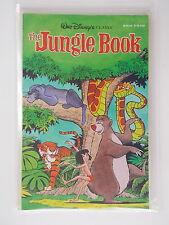 The JUNGLE BOOK-WALT DISNEY'S CLASSIC-US Comic/ad 1