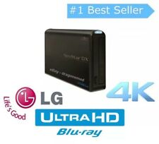 External LG WH16NS40 4K ULTRA HD Blu-ray Drive, UHD Friendly!! FW v1.02