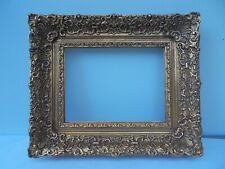 Antique Picture FRAME, Gilded, Style Louis XV, Late 19th C.