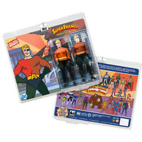 Super Friends 8 Inch Retro Action Figures Universe of Evil Two-Pack: Aquaman