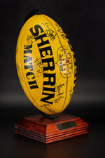 Aussie Football Display / Trophy Stand