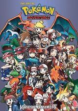 Pokemon Adventures 20th Anniversary Illustration Book: 9781421594514