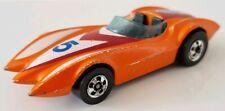 Hot Wheels Mattel Second Wind Orange 9644 VITESSE MACHINES Blackwall 1983 BW RARE