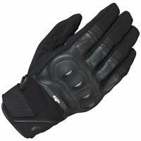 Furygan Low Gloves Black Short Armoured Sport Motorcycle Gloves NEW