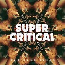 The Ting Tings - Super Critical (NEW CD)