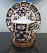 ANTIQUE ROYAL CROWN DERBY IMARI CUP AND SAUCER