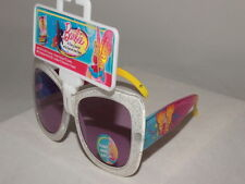 Mattel Barbie Shatter Resistant 100% UVA/UVB Kids Sunglasses comes with Bag 50