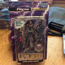 McFarlane Toys Whilce Portacio's Wetworks Ultra Action Figure  Pilgrim Missile