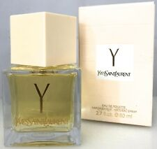Y by YSL YVESSAINTLAURENT 80ml EDT b/new IN box RRP £79 WOMENS COLLECTION