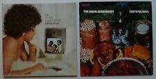 2 LPs: The Main Ingredient: Afrodisiac + Tasteful Soul (RCA Victor; beide mint-)