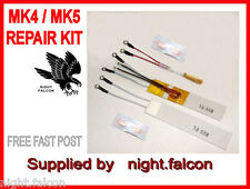 GHD MK4 & 5 REPAIR KIT- SCREW ON FUSE & 2 X 70 OHM ELEMENTS & THERMISTOR & PASTE
