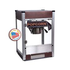 New Cineplex Copper 4 Oz Popcorn Popper Machine By Paragon