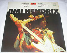 Jimi Hendrix  - Same - self titled -  LP Album Vinyl Polydor rot red label