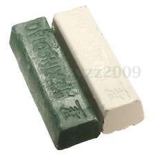 2pcs/set Leather Strop Sharpening Polishing Compounds 160g / 6oz per on L