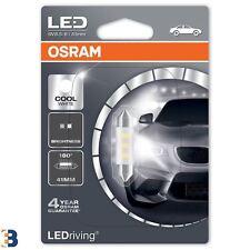 Osram LEDriving C5W Cool White 269 12V 41mm SV8.5-8 Iluminación interior LED