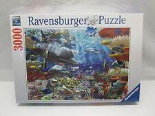 "Ravensburger Oceanic Wonders Puzzle 3000 Pieces 48"" x 32"" NEW"