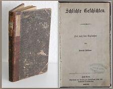 Antología - Mueldener: Simple Historias 1872; Blum: La Fiesta De 1871 xz
