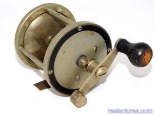 "Vintage Winchester 200 Yard Size Model ""2647"" German Silver Reel"