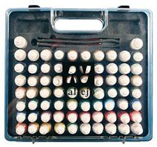 Av Vallejo Modelo 70175 color básico Combo box set 72 Colores, Cepillos Y Estuche
