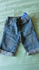 Kids Jeans Shorts. Age 3-4 Years. BNWT