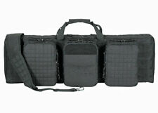 "Voodoo Tactical 36"" Deluxe Padded Weapons Case Black"