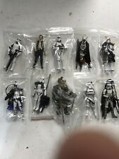 Star Wars Vintage Collection Figure Lot #3 Loose Han Stormtrooper Mandalorian