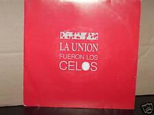 """LA UNION """"FUERON LOS CELOS"""" 7"""" 45 RECORD P/S SPANISH PRESSING"""
