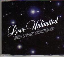(AO21) Fun Lovin Criminals, Love Unlimited - 1998 CD