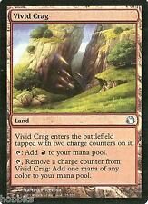 MTG - Modern Masters - Vivid Crag - Foil - NM