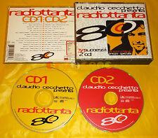 Claudio Cecchetto Presenta RADIOTTANTA - 2 CD 1996