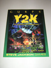 GURPS: Y2K: Countdown to Armageddon (New)