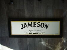 Jameson Irish Whiskey Cooler Mirror
