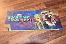 Promotional Guardians of the Galaxy 2 Cardboard Sign Spirit Halloween Store