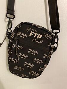 FTP Shoulder Bag Black