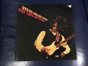 Steve Miller - Fly Like An Eagle - Vinyl LP