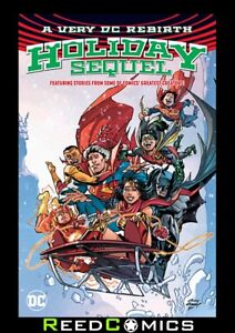 A VERY DC REBIRTH HOLIDAY SEQUEL GRAPHIC NOVEL (160 Pages) New Paperback