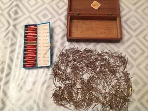 Vintage Watch Parts  Winding Stems Huge Job Lot Ex Watchmakers Collection