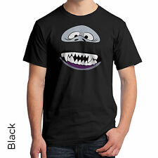 Abominable Snowman Graphic Tee T-Shirt Christmas Happy Snow Monster 526
