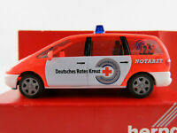 "Herpa 044059 Ford Galaxy I (1995) ""DRK Mittelhessen / NOTARZT"" 1:87/H0 NEU/OVP"