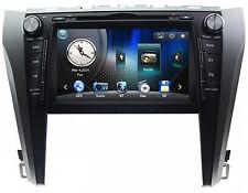 "8"" Indash Radio Car DVD Player GPS Navigation For Toyota Camry 2015-2017 EuropeV"