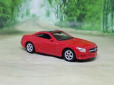 Mercedes Benz SL500 Diecast Model Car 1:64 -Excellent Condition by Welly