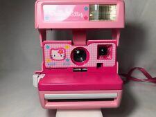 EXC+++  HELLO KITTY Polaroid 600 Instant Camera From Japan  #171