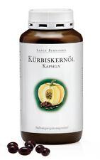 800 Kürbiskernöl Kapseln (2 Dosen) Sanct Bernhard, kbA Steiermark