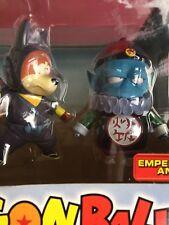 IF Labs Funimation Dragonball Z Emperor Pilaf & Shu Toy Figurine Figure Set NRFB
