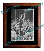 DAVID McKAY CARLTON FC 1972 GRAND FINAL A3 SPECKY PRINT