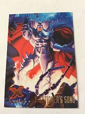 X-CUTIONER'S SONG  card nr 124 X-MEN '95 FLEER ULTRA  MARVEL